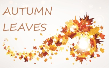 Autumn Leaves Pic 1 template