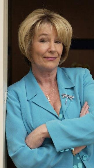 Barbara Rafferty as 'Mrs. McBride'