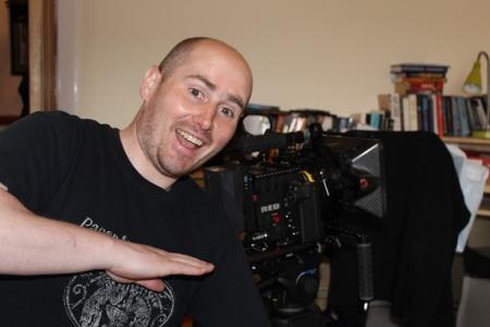 Paul McAuley - Photographer/Production Asst.