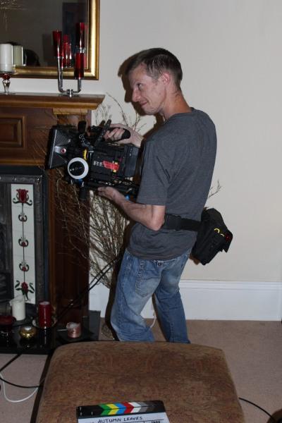 Alan McLean - Camera Assistant.