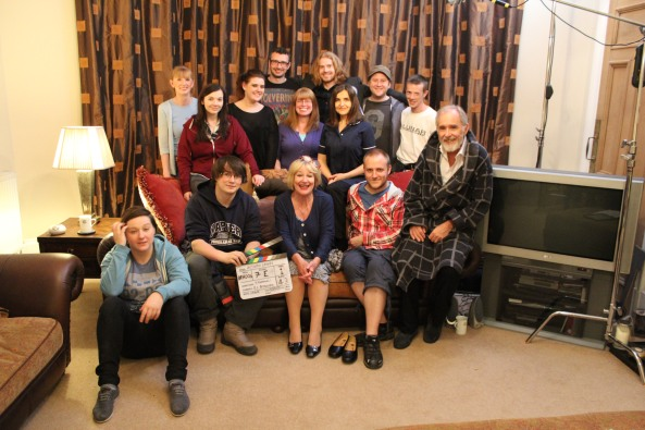 Cast and Crew....what a GREAT team!!!